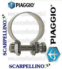 FASCETTA STRINGITUBO MARMITTA PER PIAGGIO X9 EVOLUTION 125-HOSE CLAMP- 8449404
