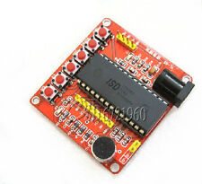 New ISD1700 Series Voice Record Play ISD1760 Module For Arduino PIC AVR