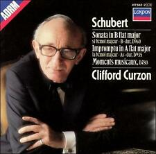 `Curzon, Clifford`-`Schubert: Moments Musicaux, So`  CD NEW