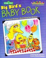 Big Bird's Baby Book (Jellybean Books(R)) by Random House