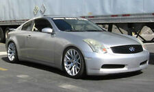 "20"" Miro 111 Wheels For Genesis G35 G37 Coupe 350Z Staggered 20-Inch Rims Set"