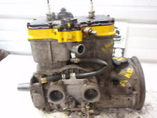 '98 Ski Doo MXZ Formula 500 RAVE Twin Snowmobile Engine, Grand Touring Rotax 494