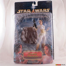 "Star Wars Unleashed Padme Amidala ""perky"" figure sealed on card 2002 by Hasbo"
