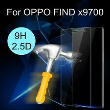 9H 0.3mm 2.5D Tempered Glass Screen Protector Film Skin For OPPO Find7 X9007