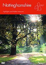 Hidden Treasures Of Nottinghamshire (DVD, 2006)
