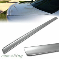 Painted Mercedes Benz W208 Coupe CLK Class Trunk Boot Lip Spoiler 02 #775
