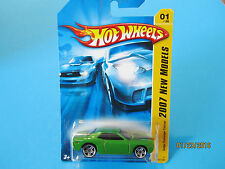 HOT WHEELS 2006 Challenger Concept 2007 New Models #1 1:64 Collectible - NEW!
