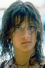 Sophie Marceau 11x17 Mini Poster wet hair close up