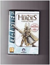 Heroes of Might and Magic Collection 1 2 3 4 5 (PC Computer Game Expansions) NEW