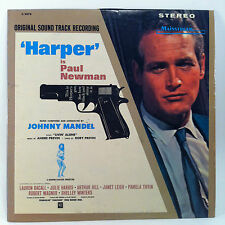 Harper OST Soundtrack LP 1967 Mainstream Paul Newman Composed by Johnny Mandel