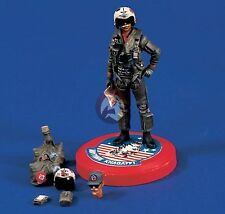 "Verlinden 54mm (1/35) ""Top Gun"" US Navy Pilot w/Accessories (2 head options) 332"