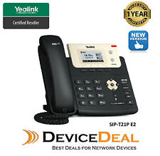 Yealink SIP-T21P E2 New Version HD IP Phone + Tax Invoice