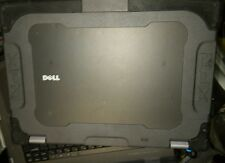 Military Dell Latitude E6400 XFR Intel Core 2 Duo 2.53GHz 4GB 500GB HD T/screen