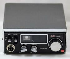 Sharp CB Radio Model CB 2460 40 Channel Microphone