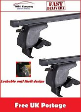 Toyota Corolla E10 (93-97) Roof Bars D-1 Lock 130cm (Pair of
