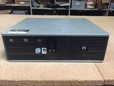 BARATO HP DC5700 SFF PC de sobremesa C2D 2,13 GHz 2 GB Ram HDD Vista
