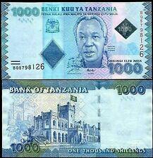 TANZANIA 1000 SHILLINGS P NEW UNC