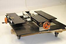 Stelron HS6-23.50-P Manual X/Y-Y Positioning Table