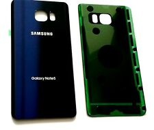 "Original OEM Battery Back Cover Samsung Galaxy Note 5 N920 ""BLACK"" ALL Carriers"