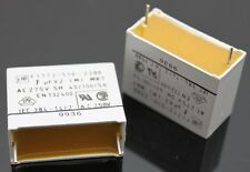 1772-510/2200, Vishay, 1uf x2 275VAC, Poly Box Film Capacitor