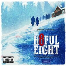 QUENTIN TARANTINO'S THE HATEFUL EIGHT CD - ORIGINAL SOUNDTRACK (2015) - NEW