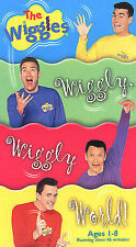 The Wiggles - Wiggly, Wiggly World! [VHS] by