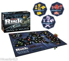 Risk: The Game of Strategic Conquest - Halo Wars: Collector's Edition **NEW**