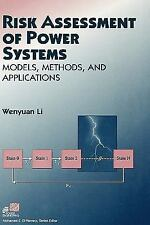 Risk Assessment Of Power Systems: Models, Methods, and Applications-ExLibrary