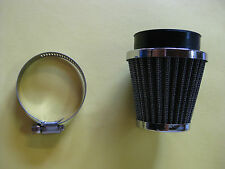 48 mm Sport Luftfilter Powerfilter Auto Motorrad