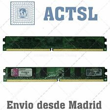 1GB KINGSTON DDR2 800 PC Desktop RAM