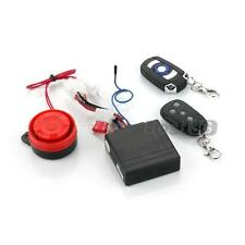 Motorcycle Motorbike Scooter Anti-theft Security Remote Vibration Sensor Alarm