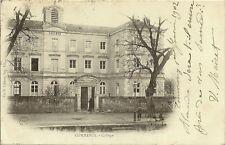 CARTE POSTALE COMMERCY MEUSE COLLEGE