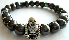 Buddha Hematite Powerful Magnetic Bracelet for Arthritis Pain Relief, Sport Golf