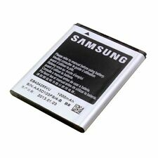 100% Genuine Samsung Galaxy Mini S5530 Corby 2 S3850 Original Battery EB424255VU