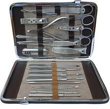 Stainless Steel Manicure- Pedicure kits super face and nail beauty set (21in1 )