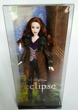 "The Twilight Saga Eclipse ""Victoria"" Pink Label Barbie Collector Doll ~ NRFB New"