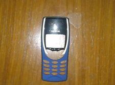 Genuina Original Nokia 8210 Panel frontal cubierta vivienda Azul