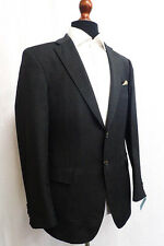 Men's Tommy Hilfiger Grey Pinstripe Suit Jacket Blazer 38R SS8080