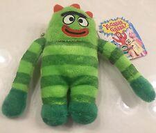 Yo Gabba Gabba Stuffed Animal Keychain