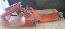 357 Husqvarna chainsaw, rear handle and fuel tank