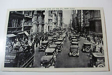 USA156 FIFTH AVENUE COACH Co (5th Ave at 50th St) TROLLEY POSTCARD  New York USA