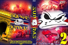 DVD SUPRAS PSG VOLUME 2   (ultras,tifo,chants,group,ultra,paris,tm93,supras)
