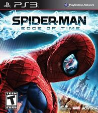 Spider-Man: Edge Of Time  - Sony Playstation 3 Game