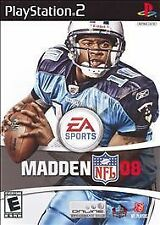 Madden NFL 08 (Sony PlayStation 2, 2007) - European Version
