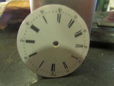 ancien cadran emaillé montre a gousset 3.4 cm III