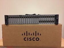 Cisco UCSC-C240-M3S v02 Server 2x E5-2640 2.50 GHz 6 Core 64GB Dual PS No HDD