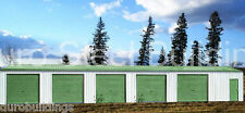 DURO Steel Mini Self Storage 10x100x9.5 Metal Prefab Building Structures DiRECT