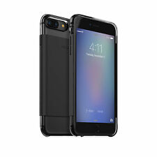 mophie Hold Force Base Case for iPhone 7 Plus - Black / Clear