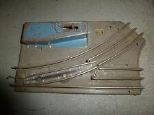 AMERICAN FLYER LINES TRACK SWITCHER MANUAL FREE SHIPPING LOW PRICE
