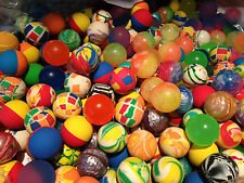 50 Bouncy Jet Balls Birthday Party Loot Bag Toy Fillers Fun For Kids